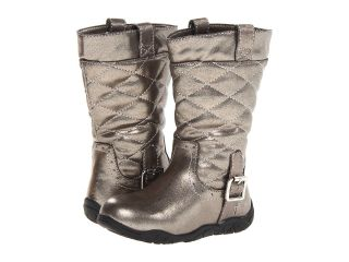 Kenneth Cole Reaction Kids Call It A Way 2 Girls Shoes (Pewter)