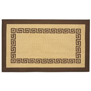 Ecoaccents Brown Greek Key Rug Jtrg0 Rug Size 3 x 5
