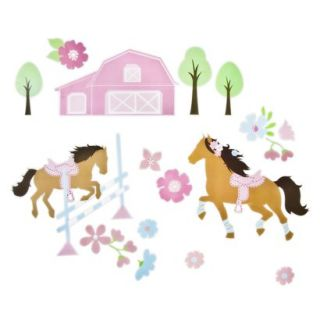 Circo Pretty Horses Wall Decal