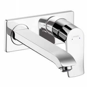 Hansgrohe 31086001 Metris Metris Wall Mounted Single Handle Faucet Trim