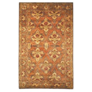 Safavieh Antiquities William Morris Rug AT54B Rug Size 6 x 9