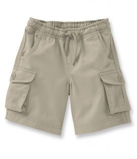 Infants And Toddlers Cotton Twill Cargo Shorts Toddler