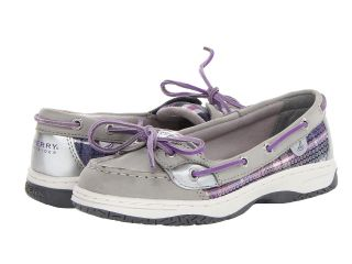 Sperry Top Sider Kids Angelfish Girls Shoes (White)