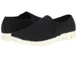 Deer Stags Dynasty Mens Slip on Shoes (Black)
