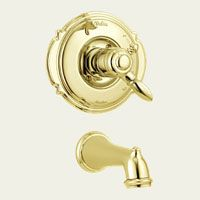 Delta Faucet T17155 PB Victorian Single Handle Tub Only Faucet Trim