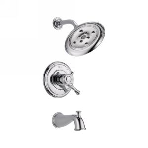 Delta Faucet T17497 Cassidy MultiChoice® 17 Series Tub and Shower Trim