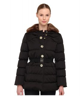 Kate Spade New York Becky Coat Womens Coat (Black)