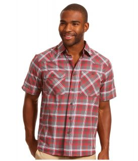 Outdoor Research Growler S/S Shirt Mens Short Sleeve Button Up (Pewter)