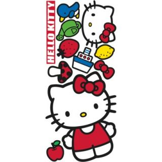 Roommates Hello Kitty Giant Wall Decals