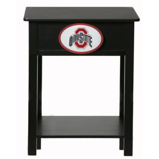 Fan Creations NCAA End Table C0533  NCAA Team Ohio State