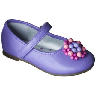 Toddler Girls Cover Girl Jaray Ballet Flats   Purple 11