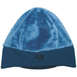 Mountain Hardwear Dome Meritage Beanie Hat   Double Shot Velboa Fleece (For Women)   POPPY (LARGE )
