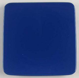 Waechtersbach Fun Factory Royal Blue (Germany) Square Dinner Plate, Fine China D