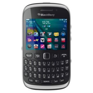 Blackberry 9320 Unlocked Cell Phone for GSM Compatible   Black