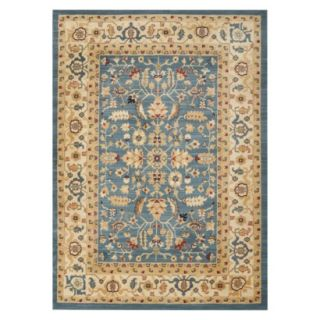 Safavieh Aram Area Rug   Blue/Cream (53x76)