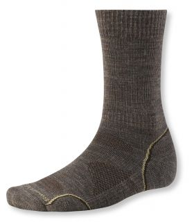 Mens Smartwool Phd Outdoor Socks, Light Crew