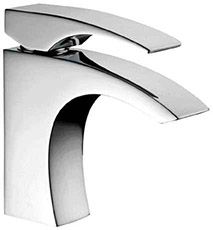 Alfi Brand AB1586PC Bathroom Faucet, Single Handle Polished Chrome