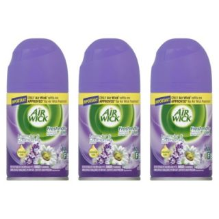 Air Wick Freshmatic Ultra Automatic Spray, Refill   LAVENDER and CHAMOMILE, 6.