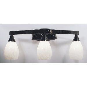 Framburg Lighting FRA 1363 EB Simplicity Three Light Bath Fixture from the Simpl