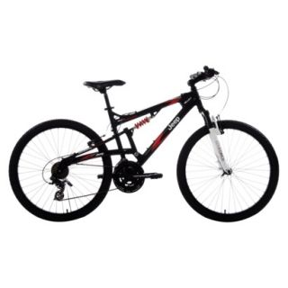 Kent Jeep Renegade Bicycle Frame   Black/Red/White (26)