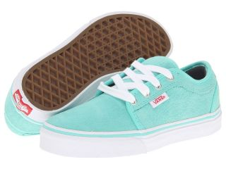 Vans Kids Chukka Low Boys Shoes (Green)