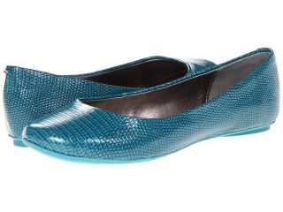 Kenneth Cole Reaction Slip On By Womens Flat Shoes (Blue)