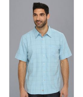 Quiksilver Waterman Porpoise Bay 2 S/S Shirt Mens Short Sleeve Button Up (Multi)