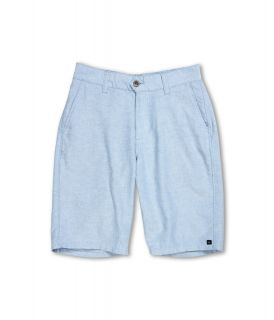 Quiksilver Kids Thurston Walkshort Boys Shorts (Blue)