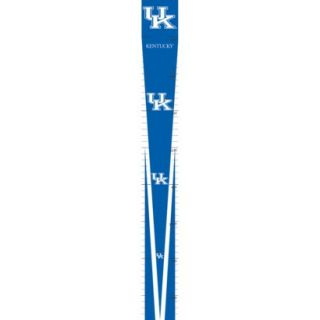 University of Kentucky Removable Peel & Stick Growth Chart