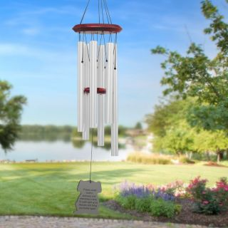 Chimes of Your Life   Dog   If Tears   Pet Memorial Wind Chime   DOG IF TEARS