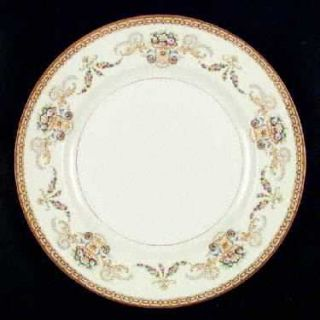 Alfred Meakin Festive Dinner Plate, Fine China Dinnerware   Floral Bouquets, Bro