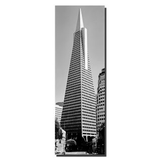 Trademark Global Inc San Francisco Canvas Art by Preston   16W x 48H in.