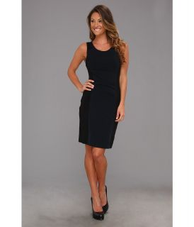 Graham and Spencer JJD3709 Stretch Jersey Dress Womens Dress (Black)