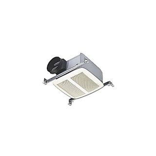 Nutone QTXEN110 Bathroom Fan, 110 CFM Ultra Silent Series, Energy Star Rated for 6 Duct