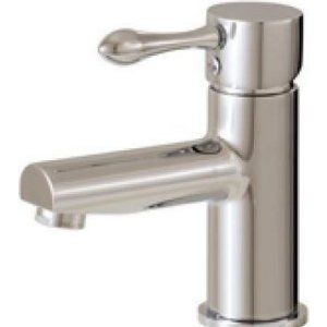 Aquabrass AB 71014 BN Brio Single Hole Lavatory Faucet