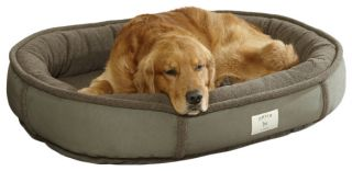 Wraparound Dog Bed With Memory Foam / Small   Dogs Up To 35 Lbs.