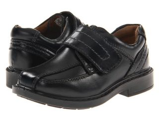 Hush Puppies Kids Oberlin Boys Shoes (Black)