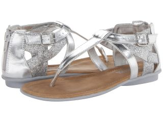 Kenneth Cole Reaction Kids Keep Heart Girls Shoes (Silver)