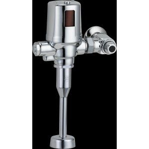 Delta Faucet 81T231BTA Electronics Flush Valve Battery Operated   Exposed