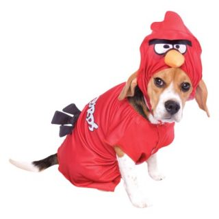 Angry Birds Red Pet Costume   Small