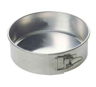 Focus Spring Form Cake Pan, 9 in dia. x 3 in deep, Aluminum