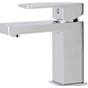 Aquabrass AB 86014 PC Madison Single Hole Lavatory Faucet