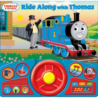 Publication International Thomas & Friends Steering Wheel Sound Book Ride