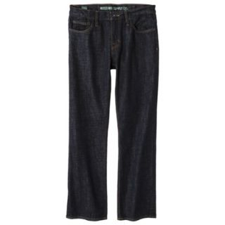 Mossimo Supply Co. Mens Straight Fit Jeans 38x32