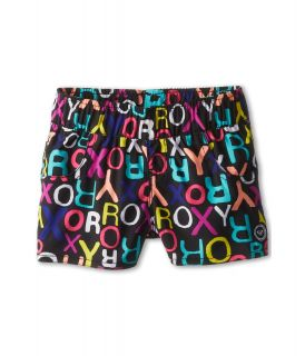 Roxy Kids Roxy Logo Rip It Boardie Girls Swimwear (Multi)