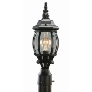 DHI CORP Design House 505560 Canterbury Outdoor Post Light   6.125 x 18.5 in.