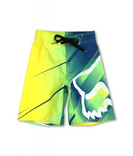 Fox Kids Tracer Boardshort Boys Swimwear (Green)