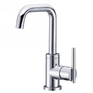 Danze D231558 Parma  Parma Single Handle Lavatory Faucet, Trim Line