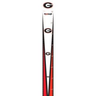 University of Georgia Removable Peel & Stick Growth Chart