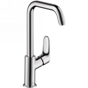 Hansgrohe 31609001 Focus E Focus E Tall Single Hole Faucet